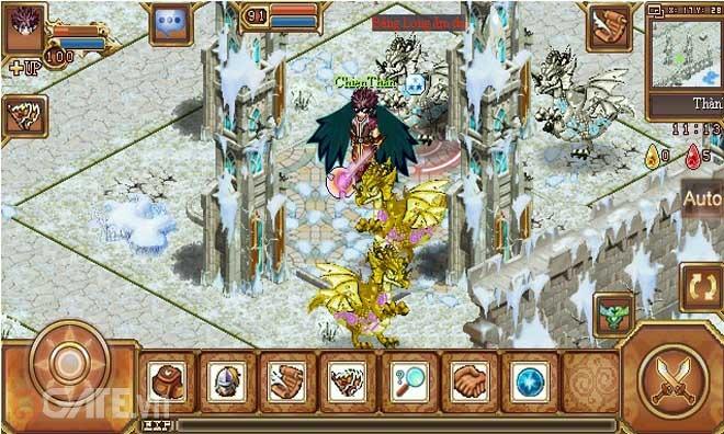 Bẫy Rồng: Thử thách 'khó nhằn' dành cho game thủ yêu thích thể loại MMO