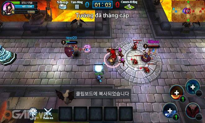 Soul of Legends: Game hay dành cho tín đồ yêu thích thể loại MOBA