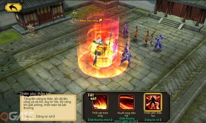Long Tướng 3D: Cam Ninh - Chuỗi combo chiêu thức trong phiên bản update sắp tới