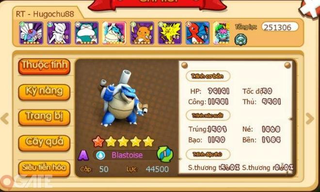 Vua Pocket 3D: Tiến Hóa Mega Luật Kèo Combat