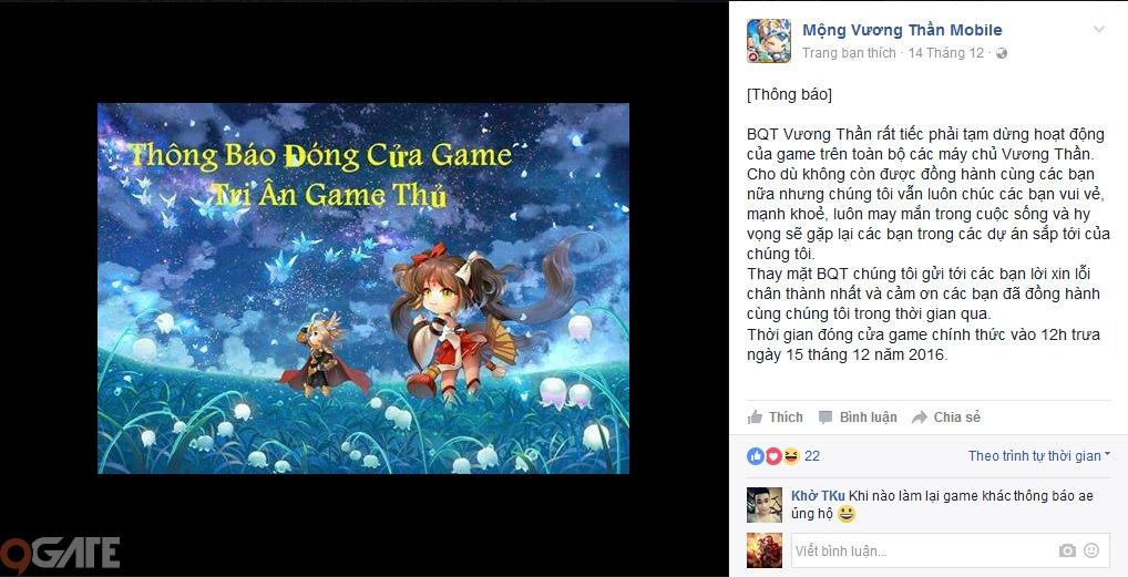 Điểm Tin Tối 23/12: Game thủ hộc máu với lời chúc Noel của admin Lục Long Tranh Bá 3D