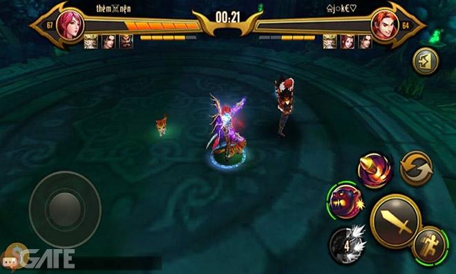 Đao Phong Vô Song 3D: Hoàn thành Update