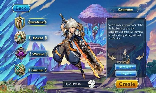 Lục Địa Huyền Bí: 4 lớp nhân vật, 8 hướng phát triển