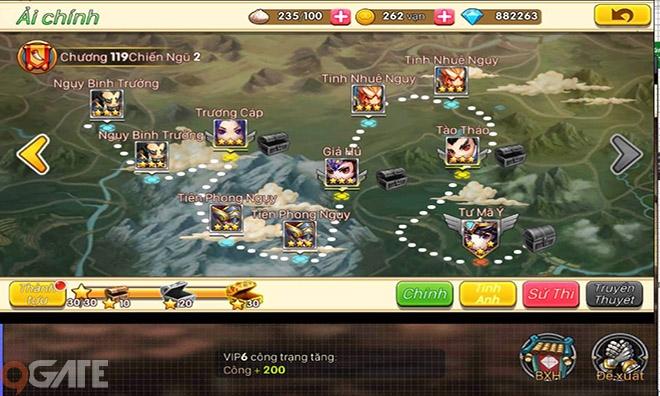 Bá Vương Tam Quốc: Official Trailer Game
