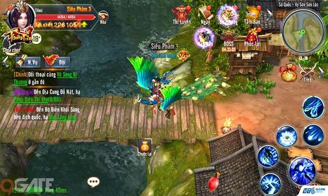 Thiên Tử 3D: Tìm hiểu Class Thần Kích