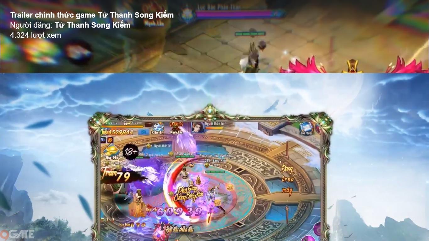 Tử Thanh Song Kiếm: Tổng hợp các tính năng đặc sắc trong game