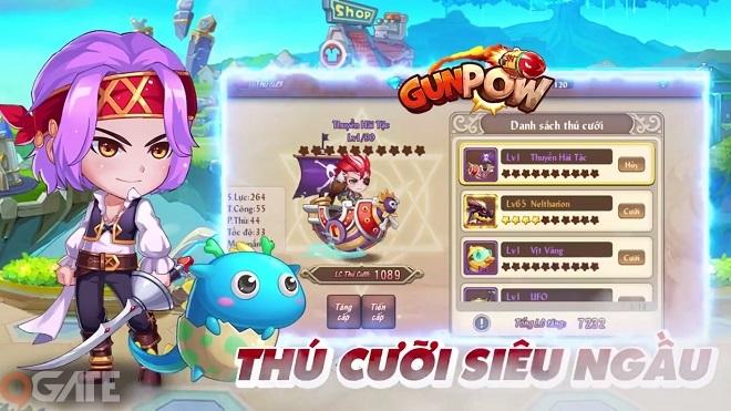 GunPow: Phiên Bản Mới - Quyền Năng Thức Tỉnh