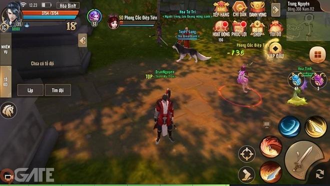 """Thiên Hạ 3D: Ngày đầu Closed Beta đã khiến game thủ """"toát mồ hôi hột"""" mới có thể vào game"""