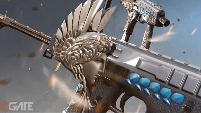 Crossfire Legends: Khám phá sức mạnh Dual Steyr TMP-Angel & Dragon Claws