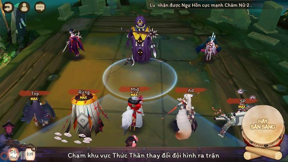 Âm Dương Sư: Gameplay Trailer