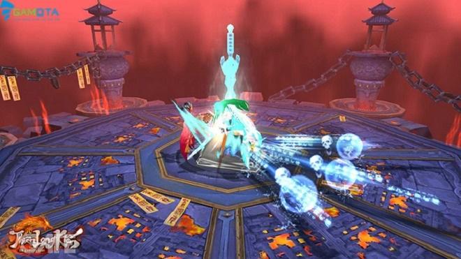 Thiên Long Kiếm: Game MMORPG kiếm hiệp xuyên không ra mắt vào tháng 03/2018