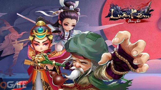Luận Kiếm Giang Hồ: Trailer Game
