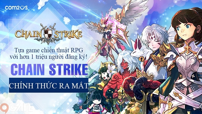 Chain Strike đã chính thức ra mắt trên toàn cầu
