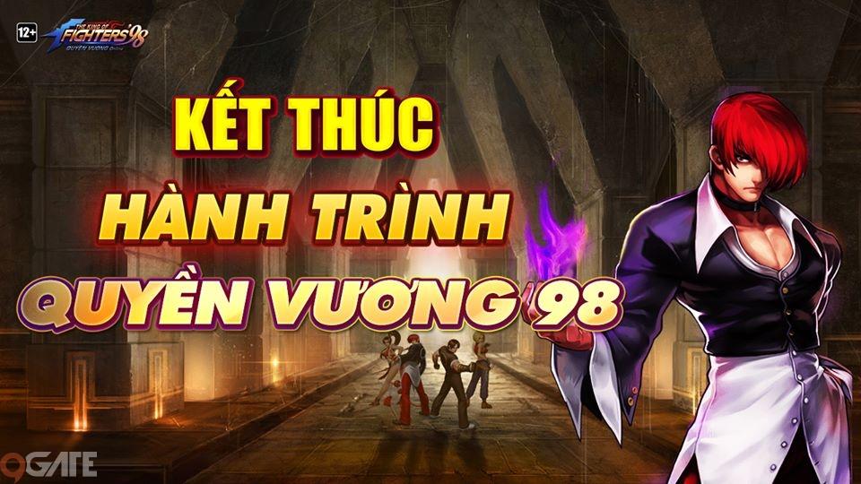 Garena khai tử Quyền Vương 68 khỏi bản đồ game Việt