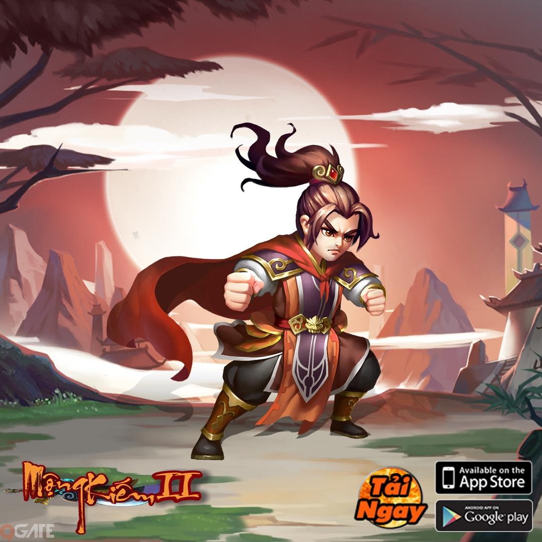Đề cao lối chơi chiến thuật, Mộng Kiếm 2 mang đến cho game thủ cơ hội thách  thức bản thân trong quá trình chiêu mộ hiệp khách, kiến tạo đội hình với ...