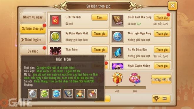 Vua Triệu Hồi: Hoạt Động Tổ Đội Trọng Điểm