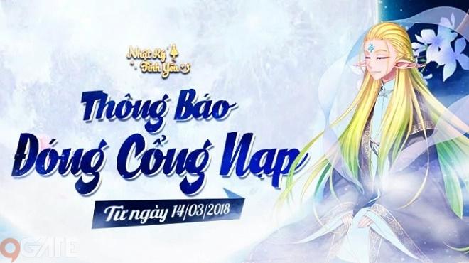 Nhật Ký Tình Yêu và Nữ Hoàng Thời Trang bị khai tử khỏi bản đồ game Việt