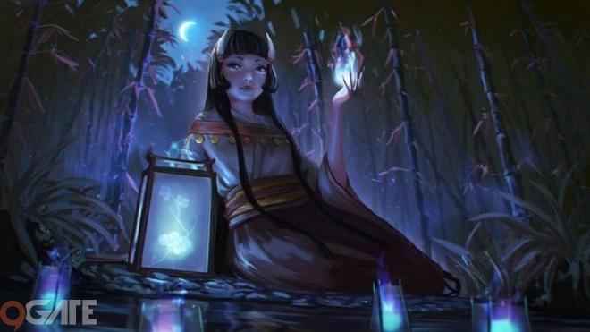 Tìm hiểu thế giới ma quỷ huyền ảo của Âm Dương Sư (P2)