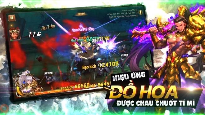 Siêu Thần Chiến Tướng: Teaser Game