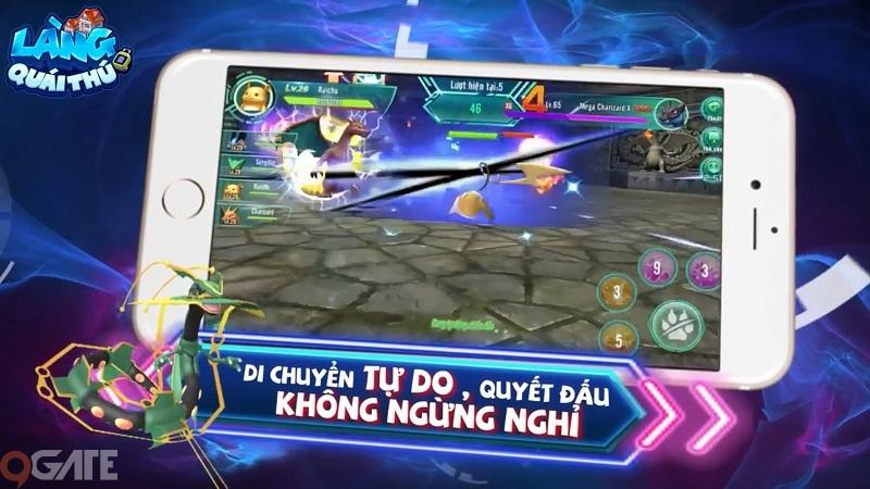 Làng Quái Thú Mobile: Trailer Game