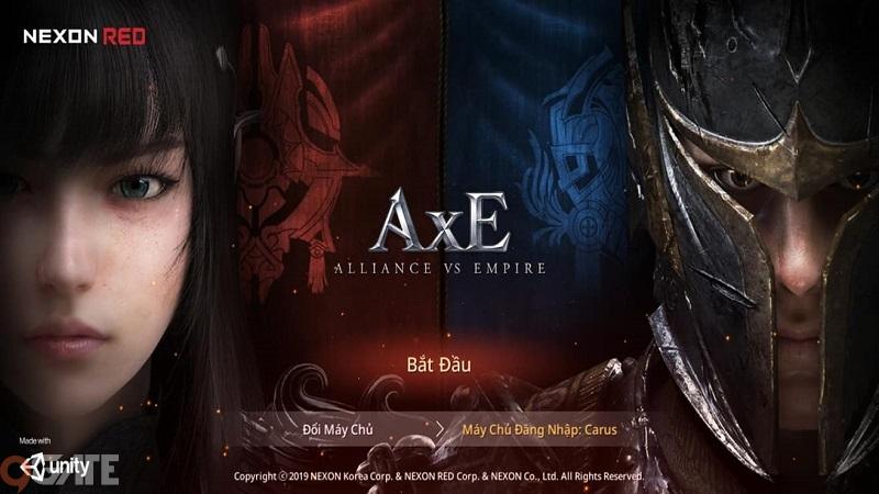 Trải nghiệm AxE: Alliance x Empire – Lối chơi nhập vai hành động đỉnh cao đúng kiểu Hàn Quốc