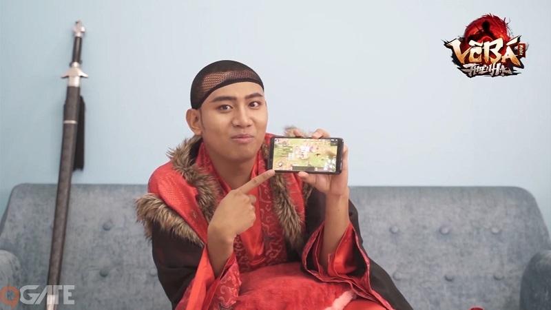 Võ Bá Thiên Hạ: Chơi game cùng Thái Vũ FAPTV