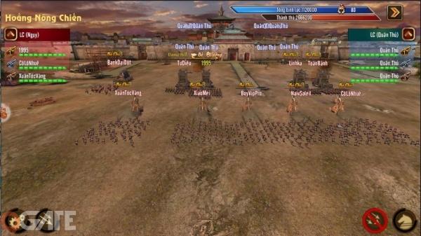 Chân Tam Quốc hứa hẹn sẽ là sân chơi chất lượng và lâu dài cho game thủ chiến thuật SLG
