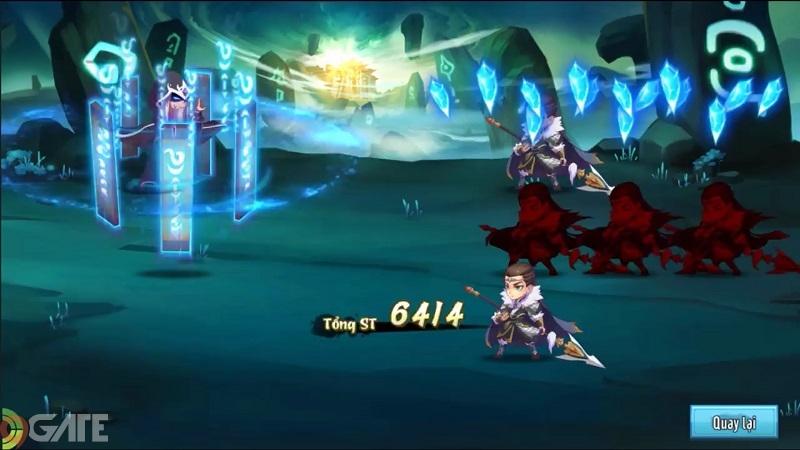 Thần Ma Mobile: Những thứ hoàn mỹ có trong game