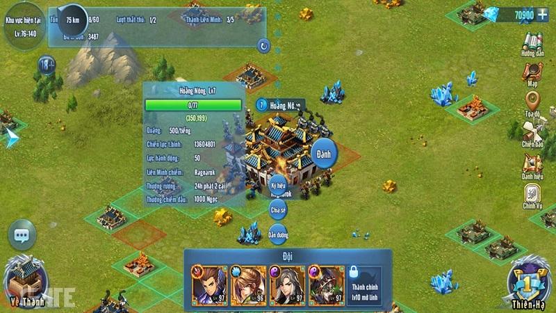 Đế Vương Bá Nghiệp Mobile xác nhận update phiên bản mới vào ngày 20/5
