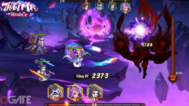 Thần Ma Mobile: 80% game thủ bị quyến rũ bởi cách những nhân vật khó tin nhất đến với nhau