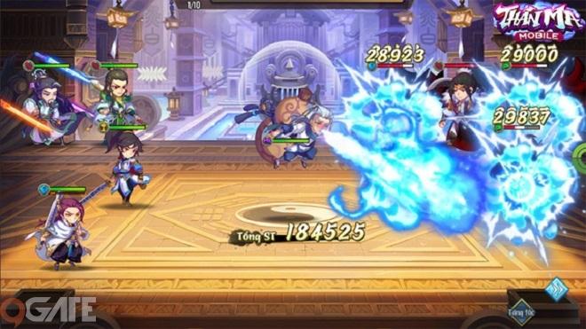 Thần Ma Mobile: Khẳng định lối chơi hoàn mỹ, phải chăng SohaGame tham vọng đặt lại chuẩn mực mới cho thẻ tướng chiến thuật?