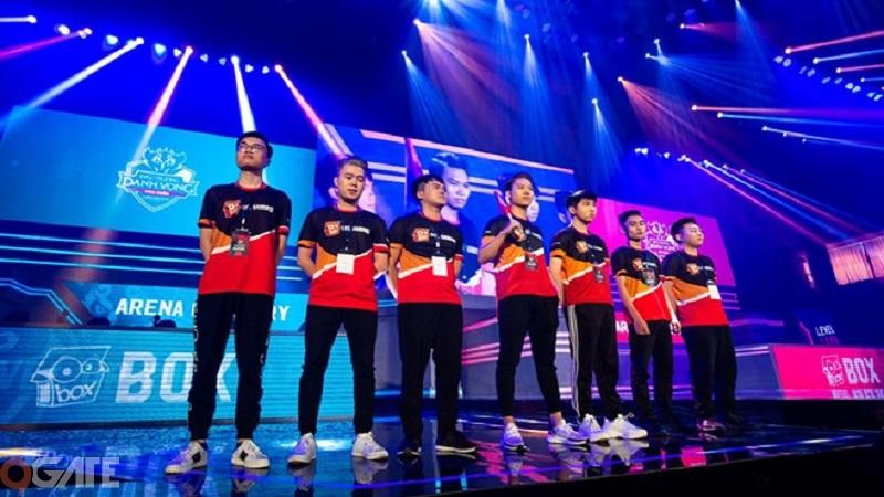 Đội tuyển Việt Nam WildCard sẽ ra quân trận mở màn tại AWC 2019