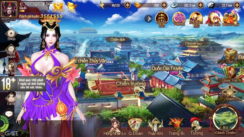 Soha Game khai tử Loạn Thế Hồng Nhan và Thiên Hạ Anh Hùng