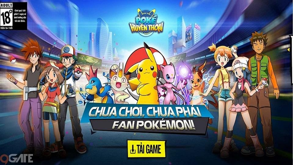 Poke Huyền Thoại: Chỉ còn 10 ngày nữa ra mắt, bạn đã chọn được Pokemon mà mình yêu thích nhất hay chưa?