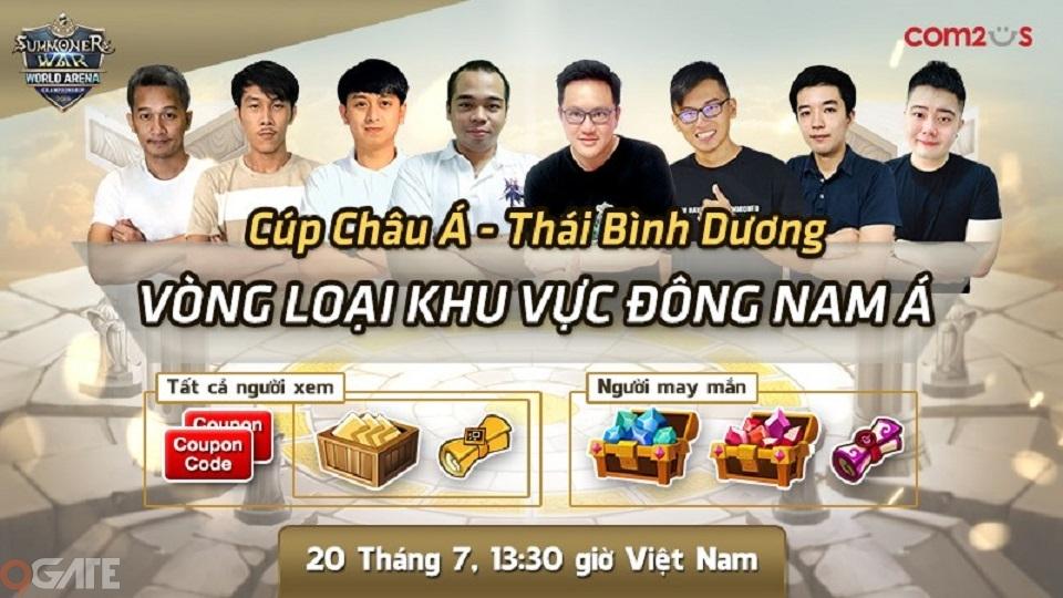 Tự hào game thủ Việt vô địch Summoners War Đông Nam Á, giành vé đi Pháp vươn tầm thế giới