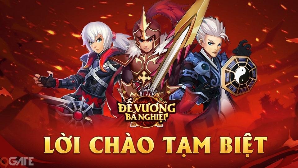 Soha Game xác nhận đóng cửa Đế Vương Bá Nghiệp sau 7 tháng vận hành