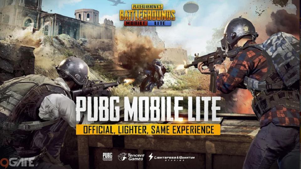 PUBG Mobile Lite chính thức ra mắt, chỉ ngốn 491MB, máy RAM 2GB chơi mượt
