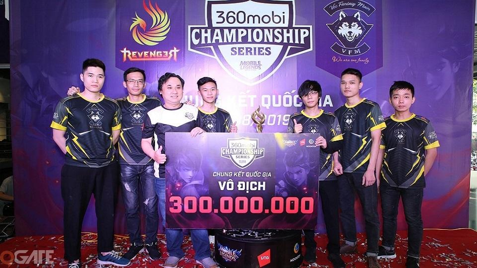 Xác định đội tuyển tham gia thi đấu Mobile Legends: Bang Bang tại SEA Games 30