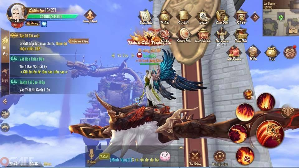 Tổng hợp 6 game mobile ra mắt trong tháng 10/2019