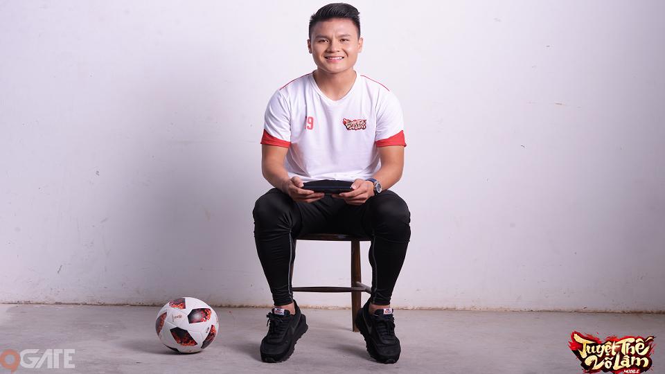 Quang Hải x Tuyệt Thế Võ Lâm: Sự kết hợp đình đám nhất của làng game Việt năm 2019?