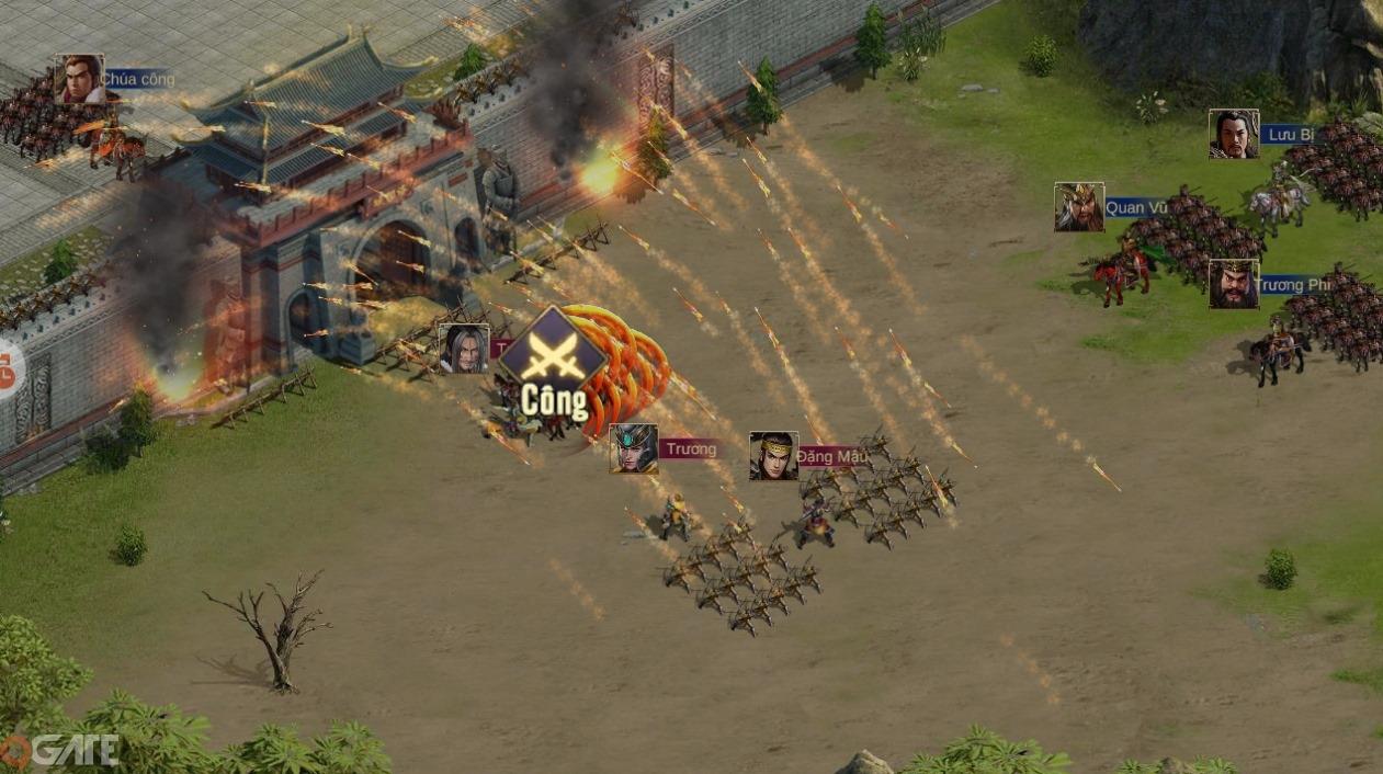 Tam Quốc 94: Hoạt động khiêu chiến võ đài