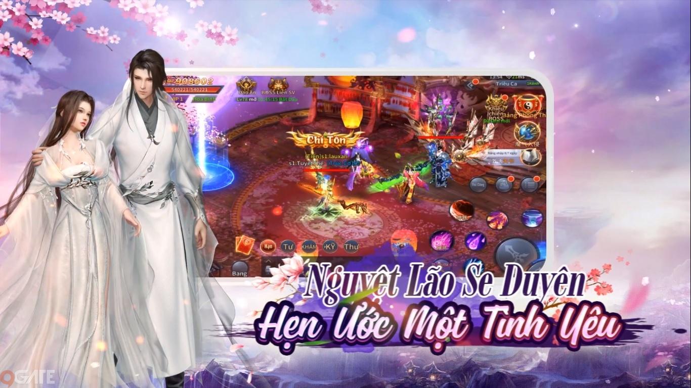 Cửu Thiên Mobile: Trailer Game
