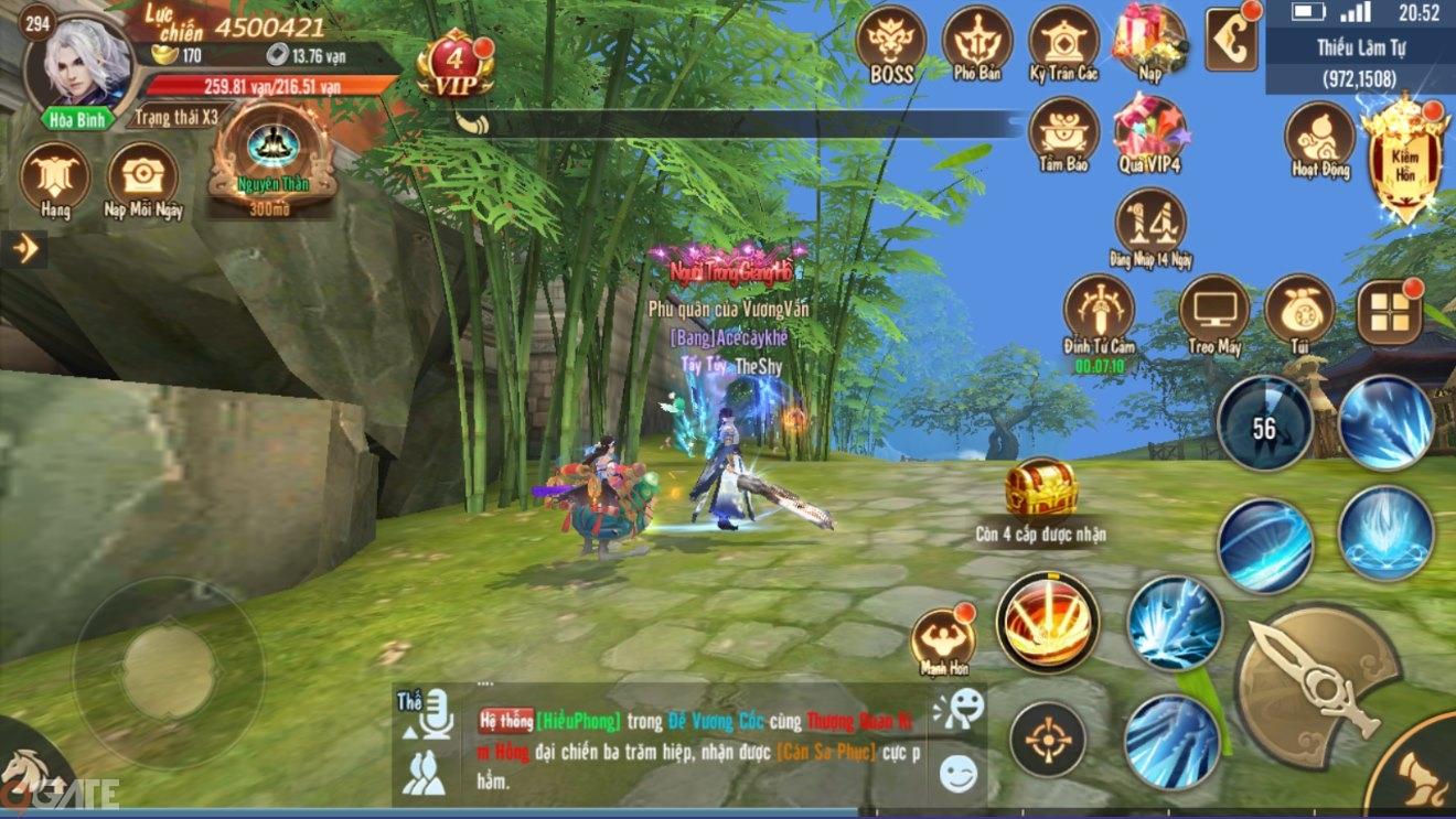 5 bí kíp game thủ Kiếm Ca VNG cần biết để tối ưu lực chiến