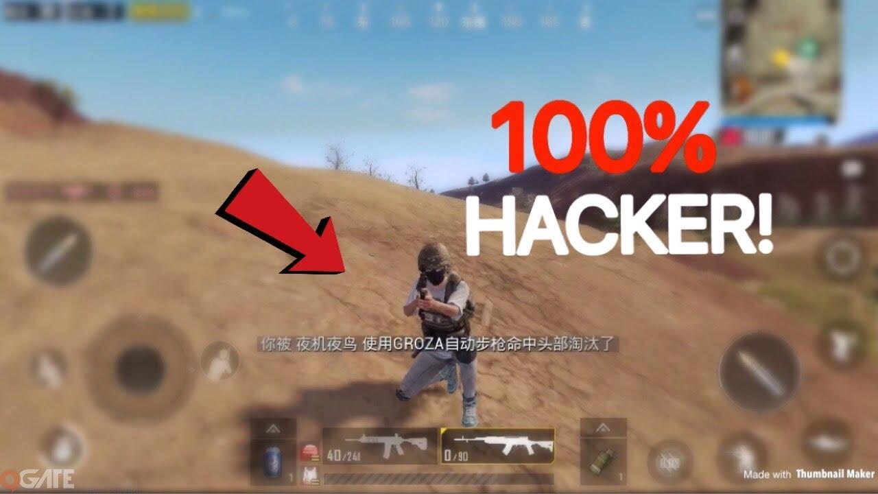 Khám phá 8 loại HACK mà game thủ thường gặp trong PUBG Mobile