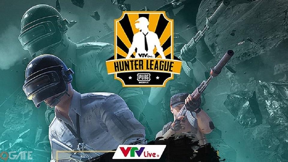 """VTVlive lần đầu tiên tổ chức giải đấu PUBG Mobile mang tên """"HUNTER LEAGUE - THỢ SĂN MÙA DỊCH"""""""