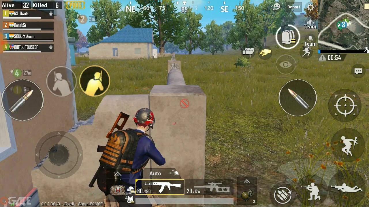 Hướng dẫn chi tiết cách giảm độ giật vũ khí trong PUBG Mobile