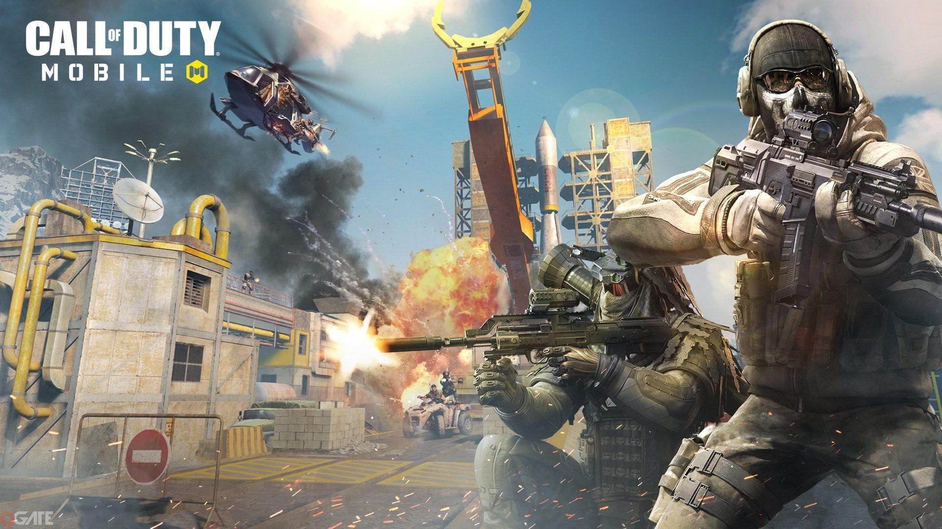 Call of Duty Mobile VN: Gameplay Cơ Bản - Chế Độ Sinh Tồn