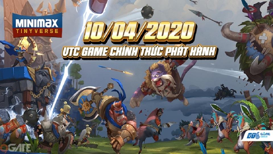 Đỉnh cao của game chiến thuật mobile MINImax chính thức ra mắt tại Việt Nam