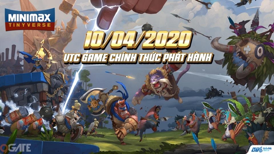 Siêu phẩm chiến thuật MINImax tặng game thủ Giftcode giá trị nhân ngày ra mắt tại Việt Nam