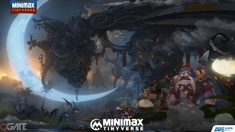 MINImax: Cẩm nang tướng Murrakah kẻ tàn nhẫn từ bộ lạc Sharkku